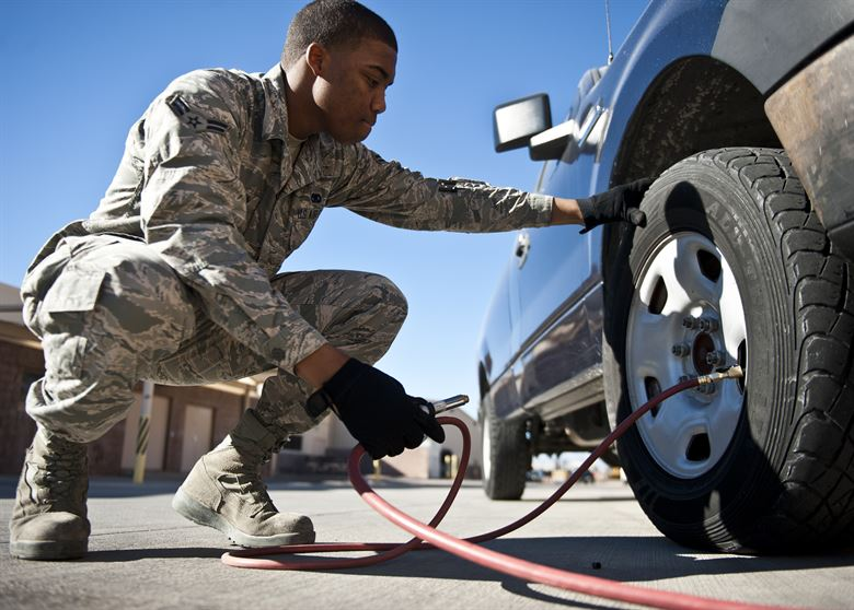 Car Tire Pressure: What's the right pressure? - Mechanic Base