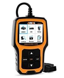 ancel obd2 scanner ad401