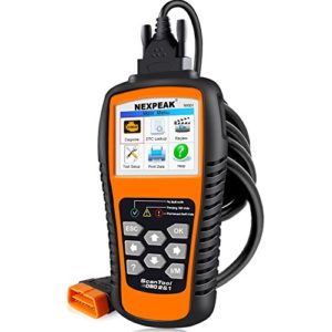 nexpeak t501 obd2 scanner