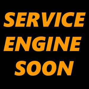 service engine soon warning light