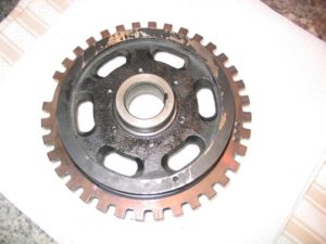 trigger wheel crankshaft