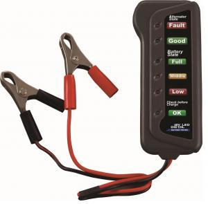 Cartman 12V Car Battery & Alternator Tester