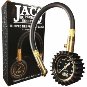JACO ElitePro Tire Pressure