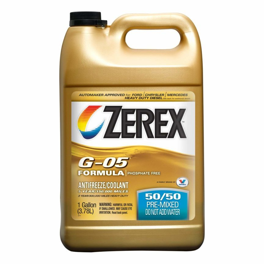 Zerex G-05 Antifreeze