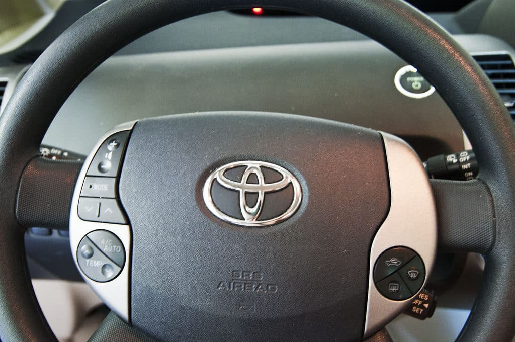 steering angle