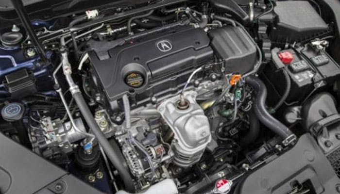 ACURA TLX 4-cyl engines