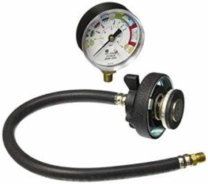 coolant pressure tester