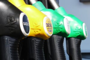 gasoline in diesel