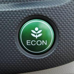 honda econ button