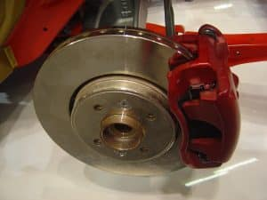 new brake rotors