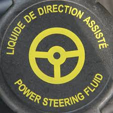 power steering fluid type