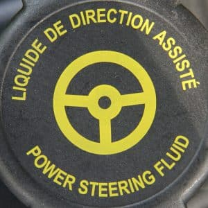 power steering fluid types