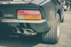 straight exhaust pipe