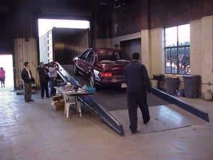 car shipped