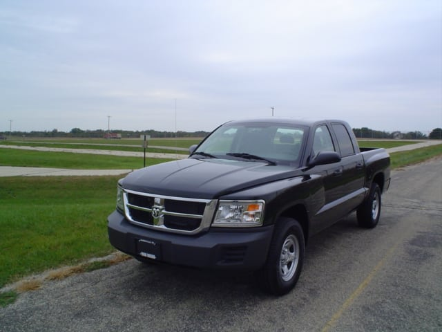 dodge dakota 2008