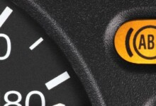 ABS Light - Meaning, Causes & Is it safe to drive with?