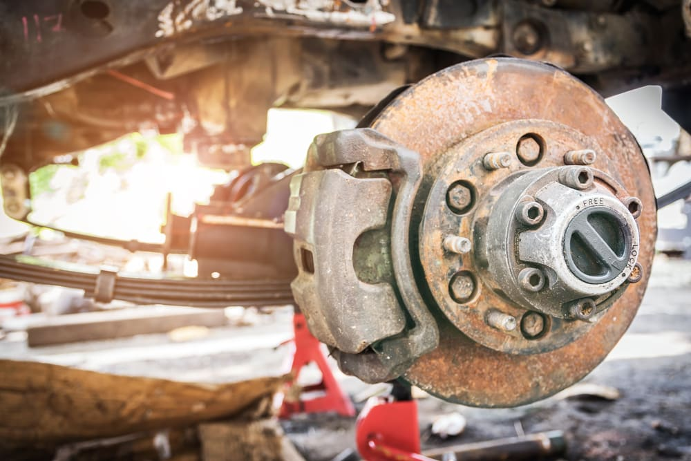 8 Symptoms of a Bad Brake Caliper, Location & Replacement Cost