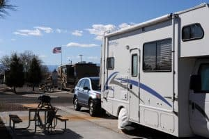 What cars can be Flat Towed behind a RV?