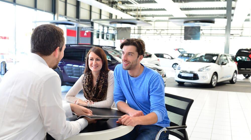 Negotiate the Price car dealer