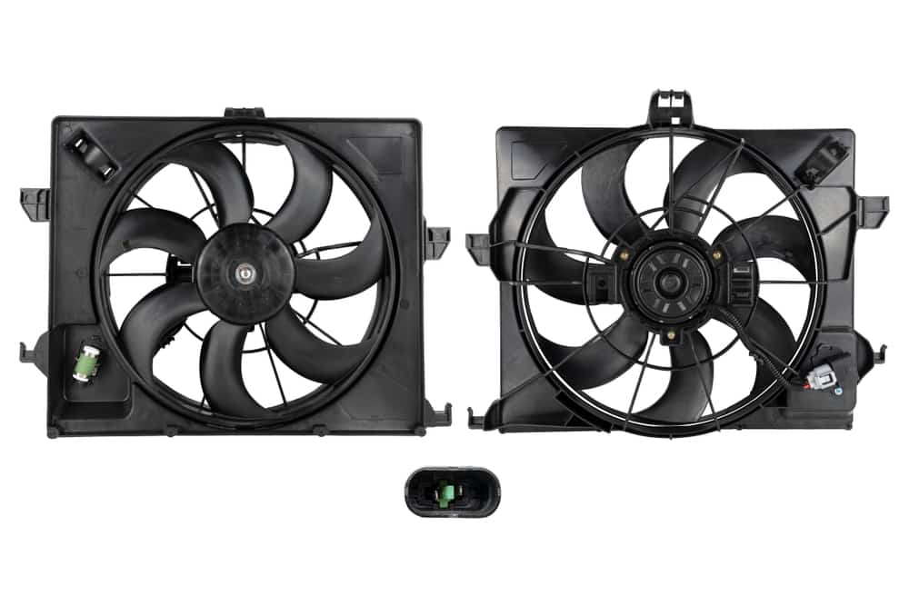 5 Symptoms of a Bad Car AC Condenser Fan, Location & Replacement Cost