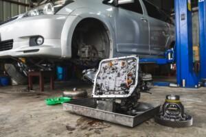 Automatic Transmission Fix