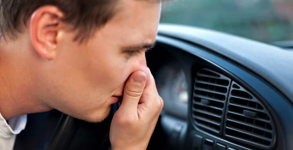 Bad Smell In Car