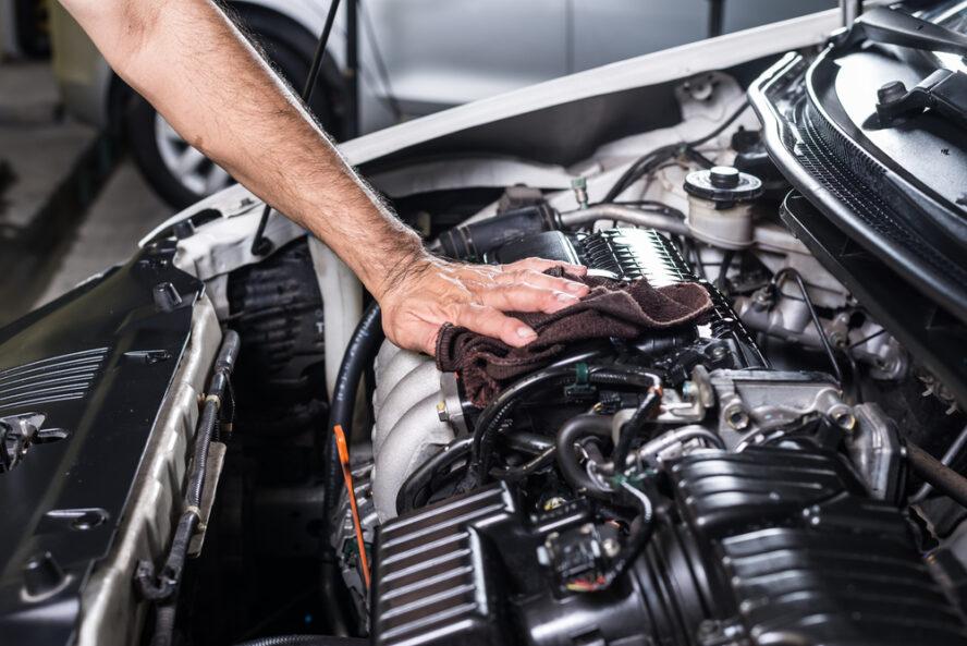 Car Engine 1