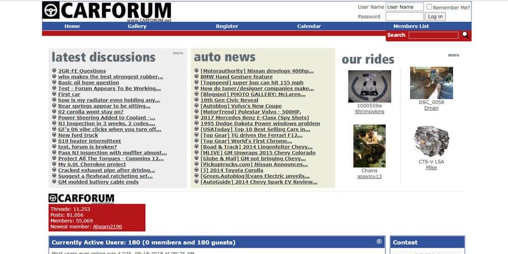 Car Forum Net