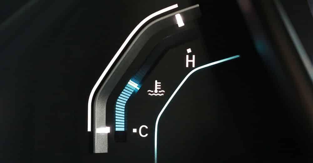 Car Temperature Meter E1609789949889