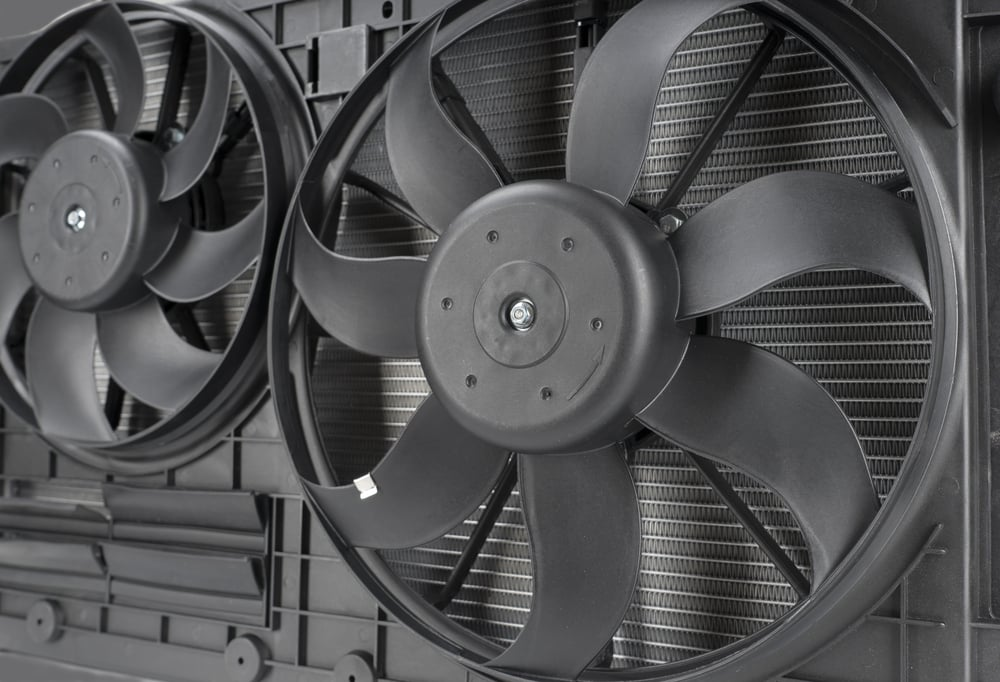 Cooling Fans Radiator Car