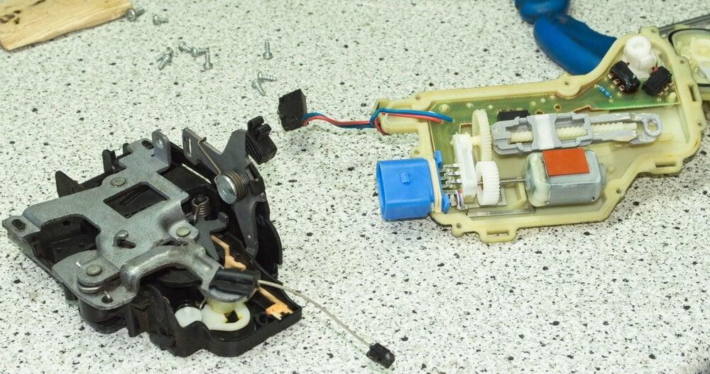 Door Lock Sensor