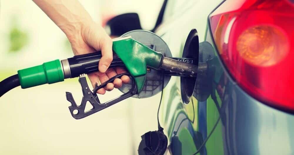 Filling Gas In Diesel Engine