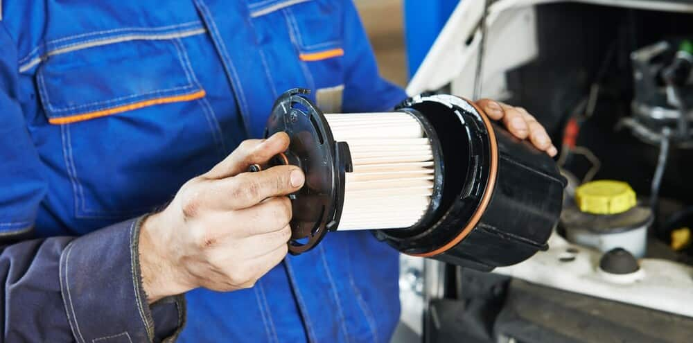 5 Symptoms of a Bad Fuel Filter, Location & Replacement Cost