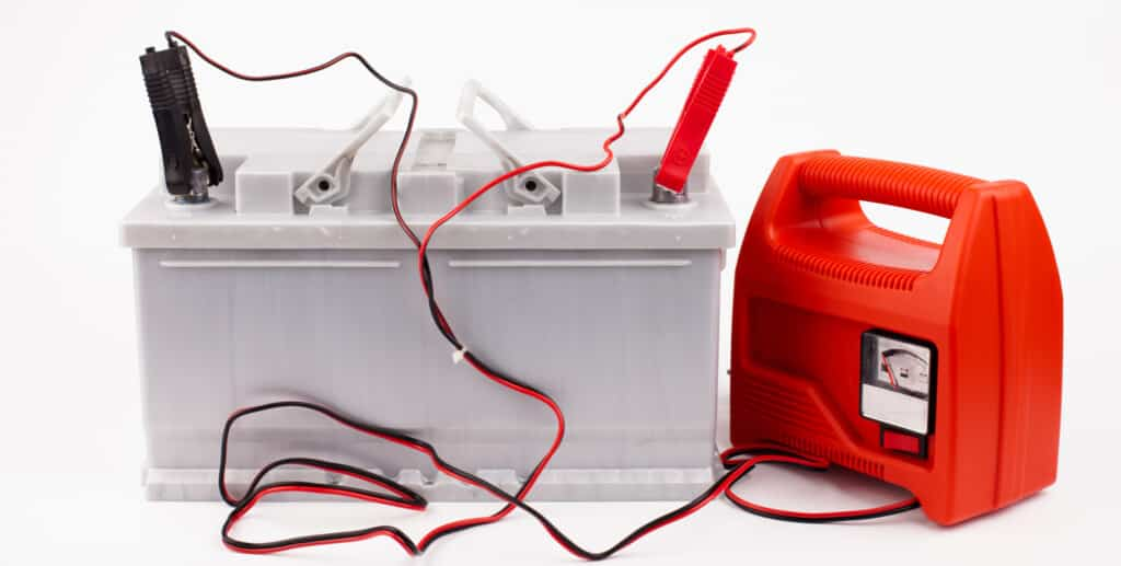 Maintain Charge Car Battery