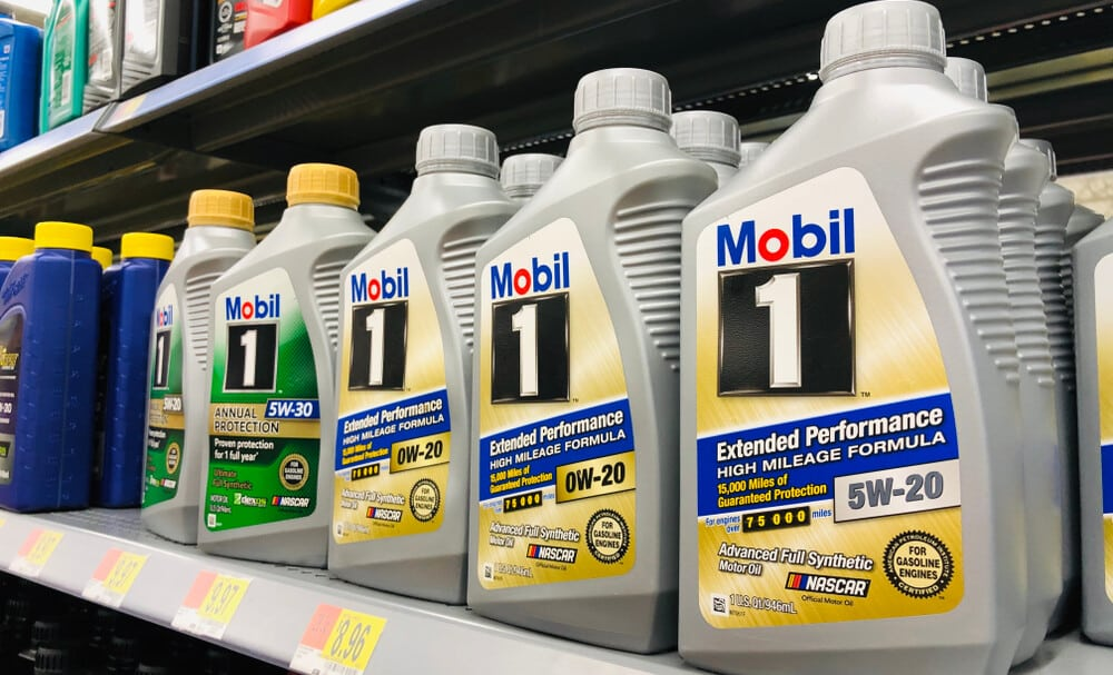 Mobil1 Engine Oil