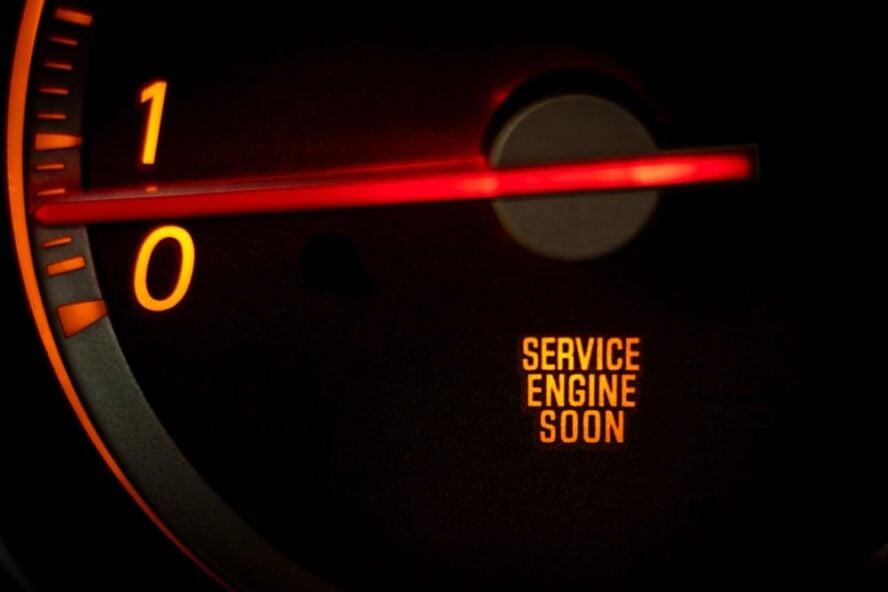 Service Engine Soon Light