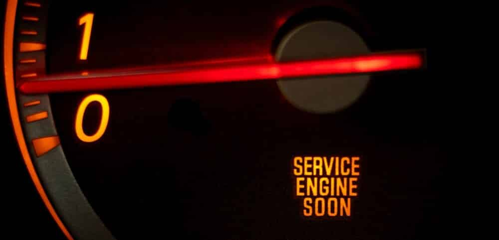 Service Engine Soon Light - Meaning, Causes & Fixes