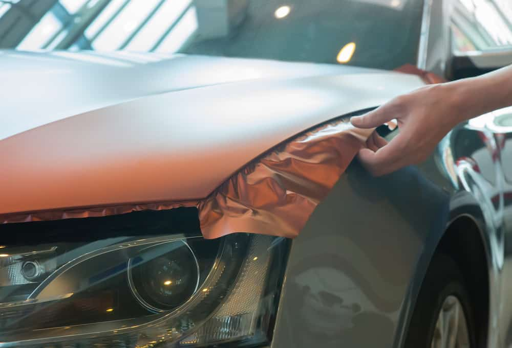 Repaint vs Wrap a Car - Information