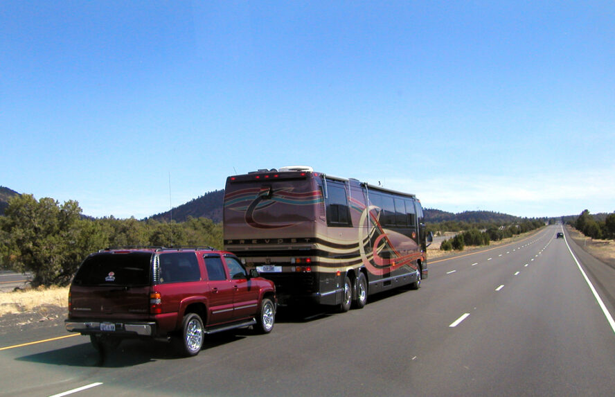 Rv Towing