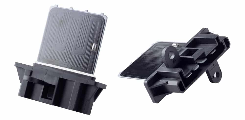 blower fan resistors