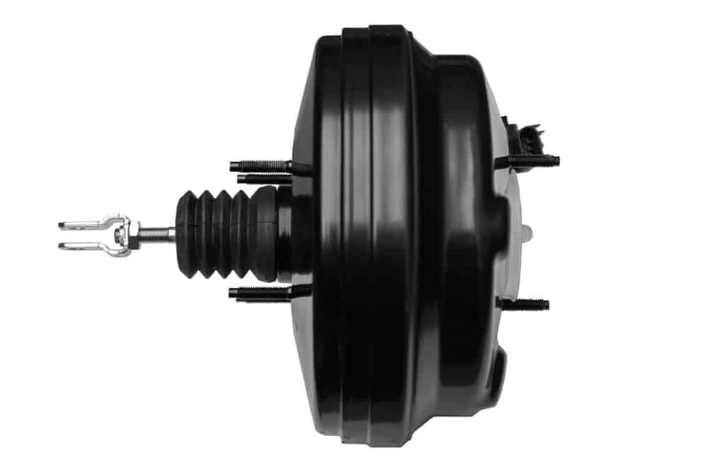 brake booster function