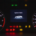 Car Dashboard Warning Lights & Symbols - Meanings