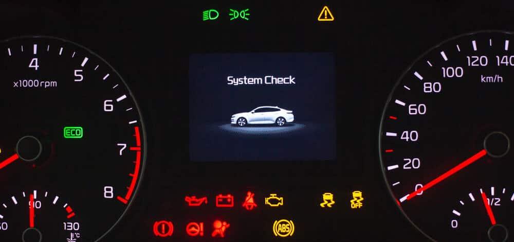 19 Car Dashboard Warning Lights & Symbols & Meanings