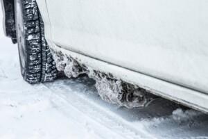 Car Rust During Winter
