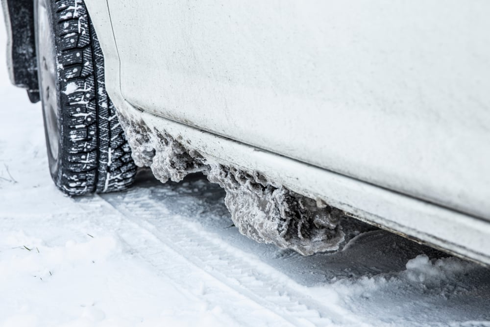 How to Protect Your Car or Truck From Rust This Winter