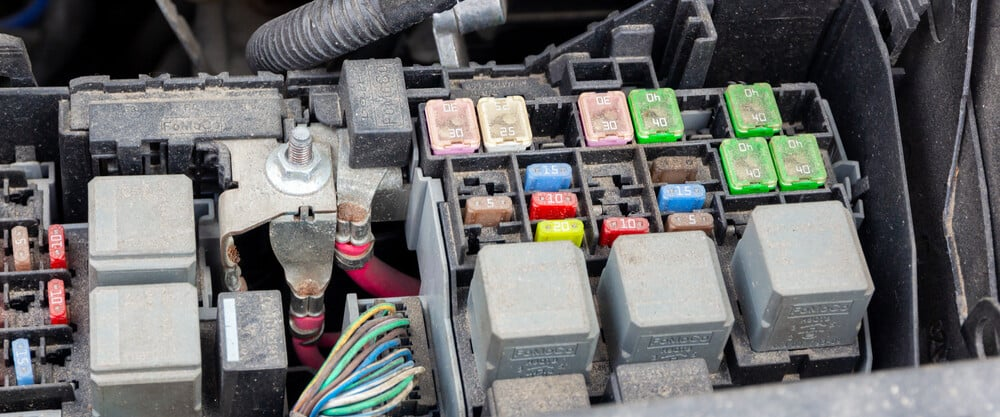 Fuse Box Electrical