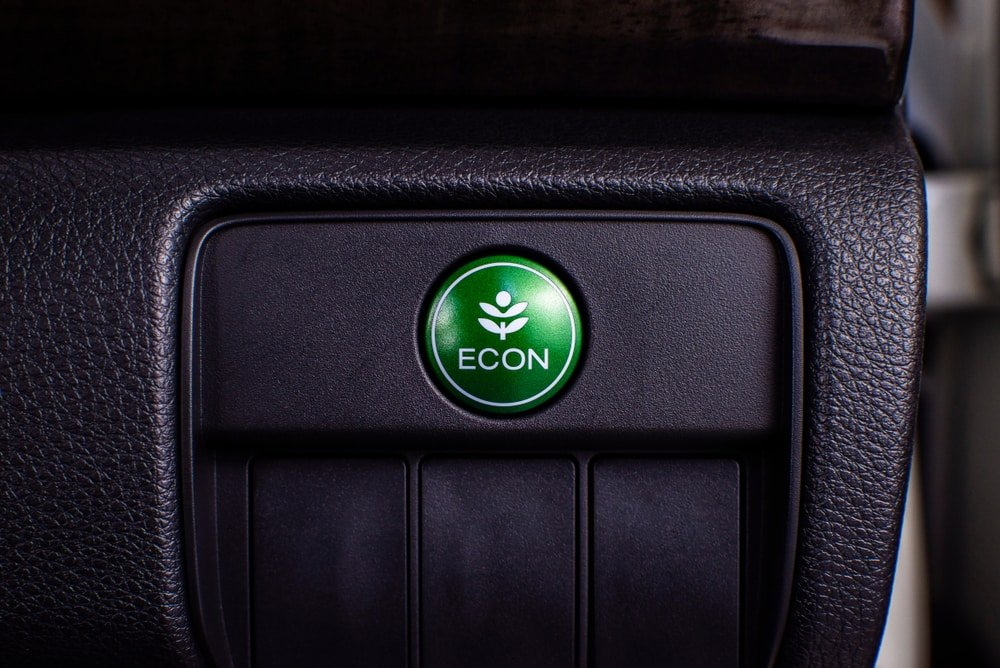 Honda Econ Button: what is it and when should you use it?