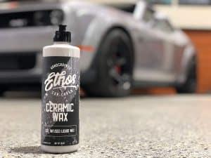 Ethos ceramic wax