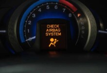 SRS / Airbag Light On - Meaning, Causes & How to Reset