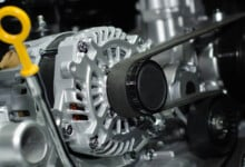 6 Symptoms of a Bad Alternator, Location & Replacement Cost